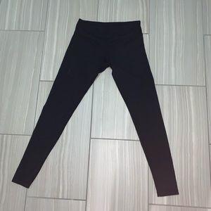 Full-Length Lululemon Black Yoga Pants